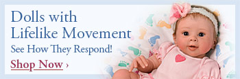 Dolls with Lifelike Movement - See How They Respond! - Shop Now