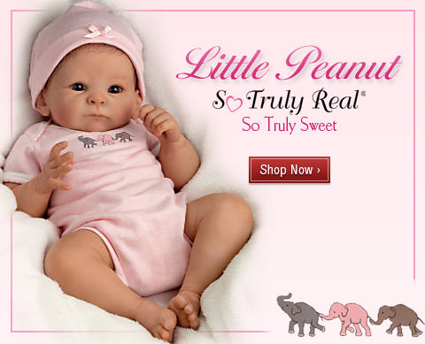 Little Peanut - So Truly Real(R), So Truly Sweet - Shop Now