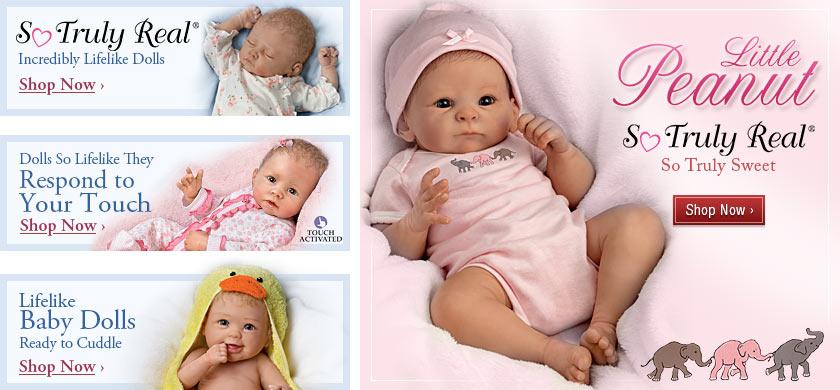 Ashton Drake Official Site Shop For Collectible Dolls