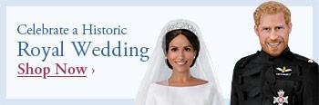 Celebrate a Historic Royal Wedding - Shop Now