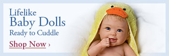 Lifelike Baby Dolls - Ready to Cuddle - Shop Now