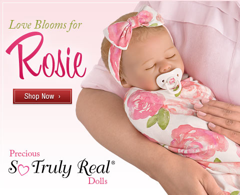 Love Blooms for Rosie - Precious So Truly Real(R) Dolls - Shop Now