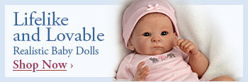 Lifelike and Lovable - Realistic Baby Dolls - Shop Now