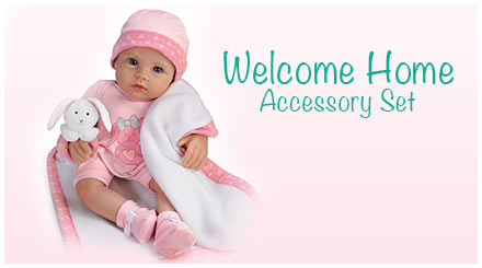 shop the welcome home accessory set for So Truly Mine baby dolls