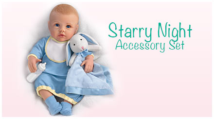 shop the starry night accessory set for So Truly Mine baby dolls