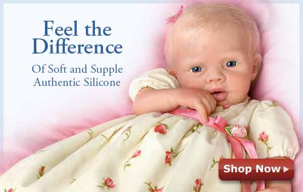 Feel the Difference Of Soft and Supple Authentic Silicone - Shop Now