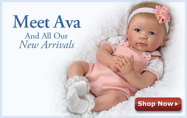 Meet Ava And All Our New Arrivals - Shop Now