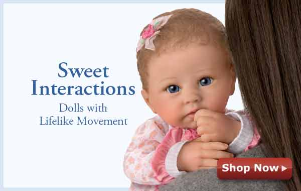 Cuddle Little Peanut and More So Truly Real(R) Dolls - Shop Now