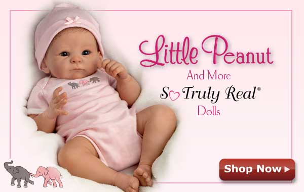 Little Peanut And More So Truly Real(R) Dolls Shop Now