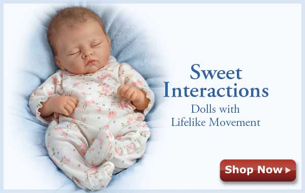 Sweet Interactions - Dolls with Lifelike Movements - Shop Now