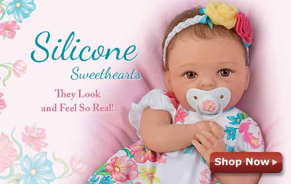 Silicone Sweethearts - They Look and Feel So Real! Shop Now