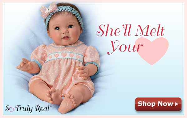 She'll Melt Your Heart -  Shop Now