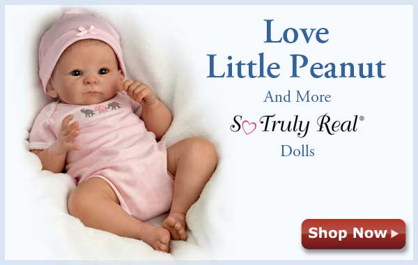 Little Peanut And More So Truly Real(R) Dolls - Shop Now