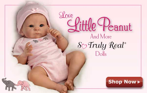 Love Little Peanut And More So Truly Real(R) Dolls -  Shop Now