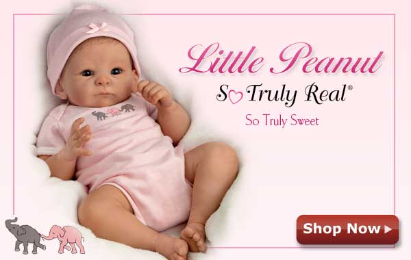 Little Peanut - So Truly Real(R) So Truly Sweet Shop Now