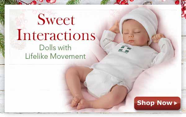 Sweet Interactions - Dolls with Lifelike Movemen - Shop Now