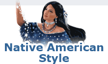 Shop Native American Style