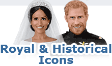 Shop Royal and Historical Icons