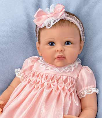 All Dolled Up Olivia Baby Doll